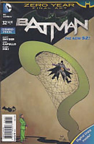 Batman # 32c (combo-pack)