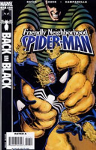Friendly Neighborhood Spider-Man # 17