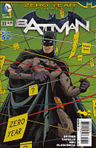 Batman # 33b (double-sized issue) 'Batman 75' variant