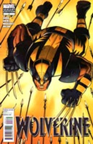 Wolverine vol 2 # 2b limited variant