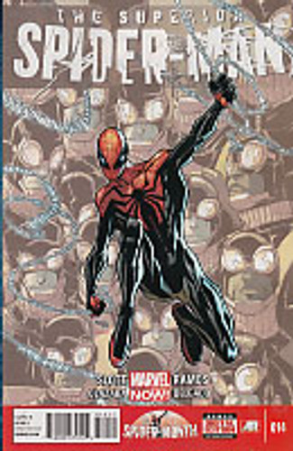 The Superior Spider-Man # 014