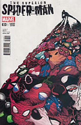 The Superior Spider-Man # 033b Limited Variant