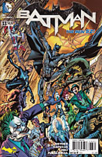 Batman # 33c (double-sized issue) limited variant