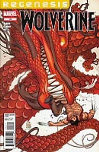 Wolverine vol 2 # 19