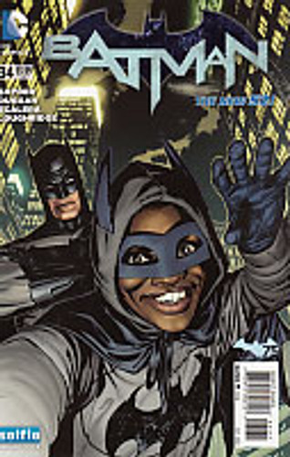 Batman # 34d Limited 'Selfie' variant