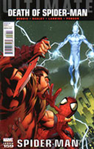 Ultimate Comics Spider-Man - Issue # 159