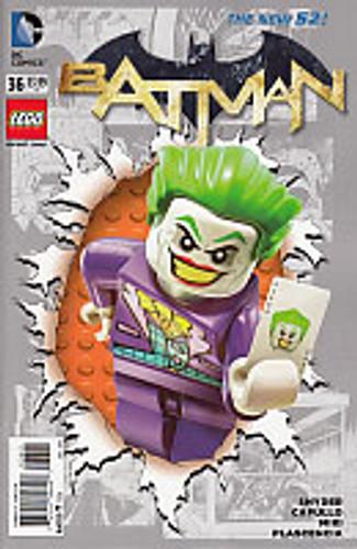 Batman # 36b 'Lego' variant