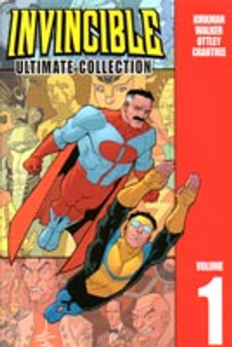 Invincible Ultimate Collection Vol 1 HC