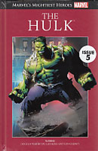 Marvel's Mightiest Heroes Vol 5 HC - The Hulk