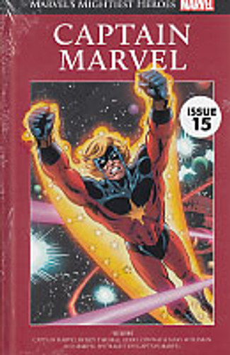 Marvel's Mightiest Heroes Vol 15 HC - Captain Marvel