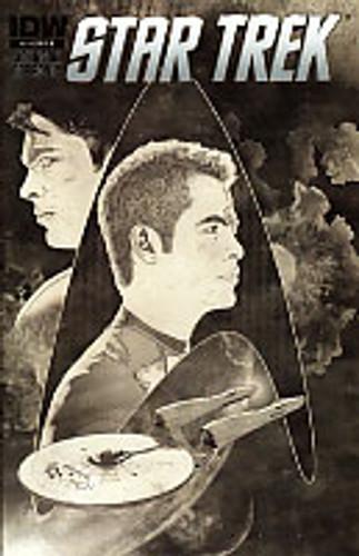 Star Trek Vol 2. # 5 RI A