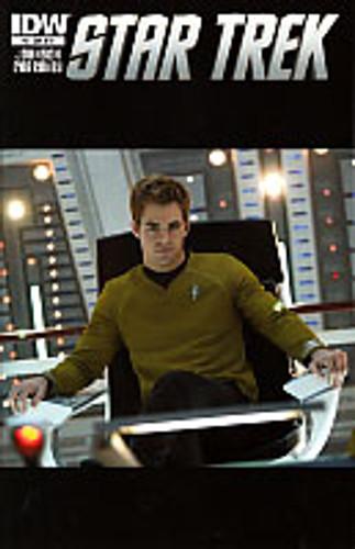 Star Trek Vol 2. # 5 RI B
