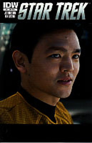 Star Trek Vol 2. # 11 RI B