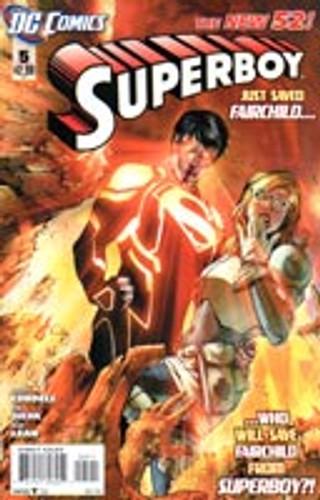 Superboy Vol 2. # 5