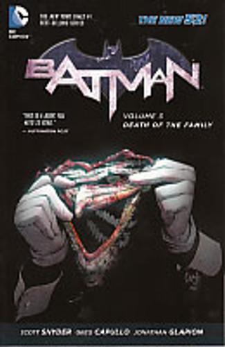 Batman: Death of the Family Vol 3 TP