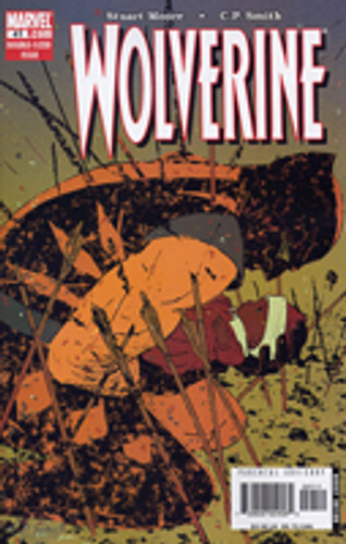 Wolverine vol 1 # 41 (double-sized issue)