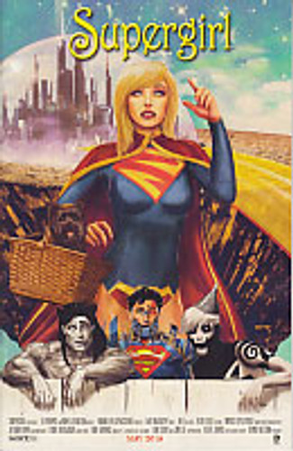 Supergirl Vol 2. # 40b Limited Variant