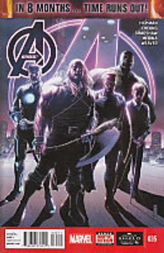 Avengers # 35a
