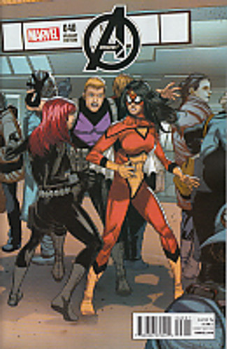 Avengers # 40b