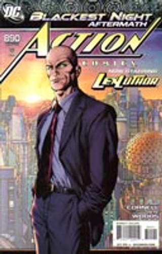 Lex Luthor: Action Comics Vol 1. # 890b Limited Variant