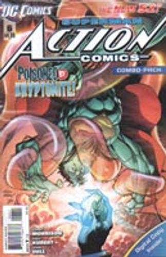 Superman: Action Comics Vol . # 6c Limited Variant