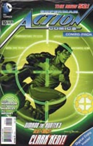 Superman: Action Comics Vol . # 10c Limited Variant