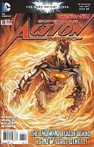 Superman: Action Comics Vol . # 11