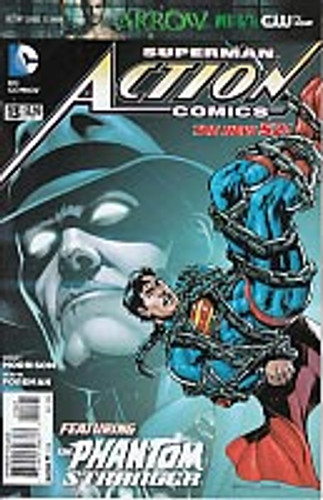 Superman: Action Comics Vol 2. # 13b Limited Variant