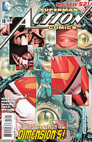 Superman: Action Comics Vol 2. # 18