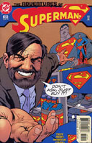 The Adventures of Superman # 613