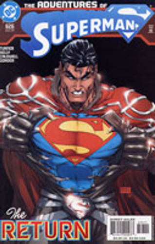 The Adventures of Superman # 626