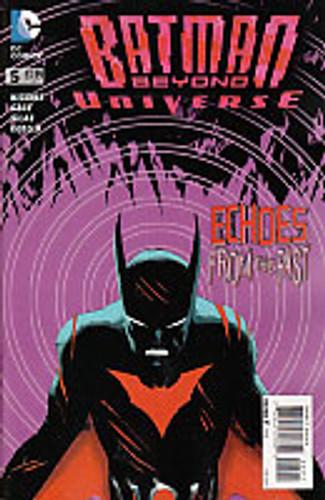 Batman Beyond Universe # 5