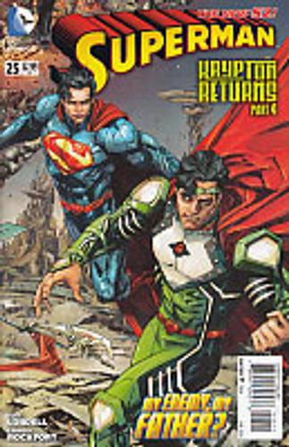 Superman Vol 2. # 25