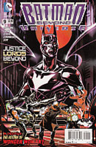 Batman Beyond Universe # 9