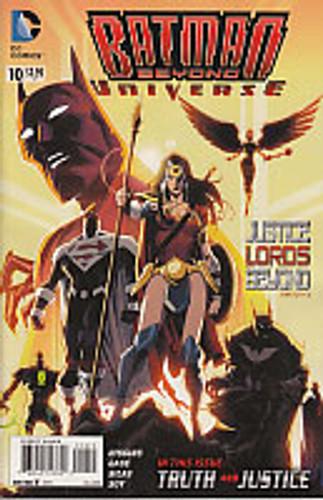 Batman Beyond Universe # 10