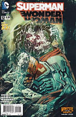 Superman / Wonder Woman # 12b Limited Variant