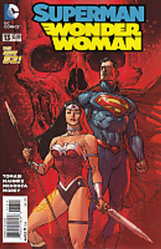 Superman / Wonder Woman # 13