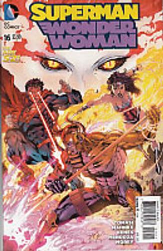 Superman / Wonder Woman # 16
