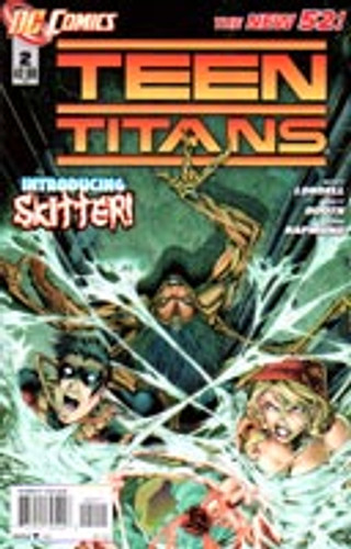 Teen Titans Vol 2. # 2