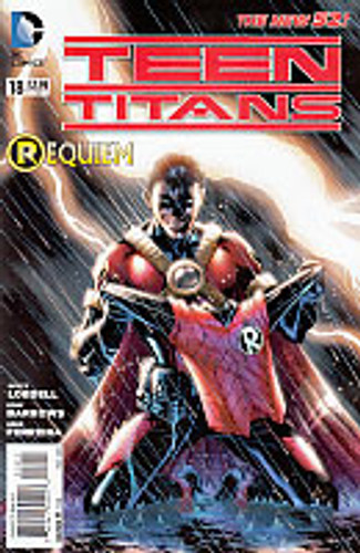 Teen Titans Vol 2. # 18