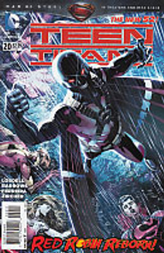 Teen Titans Vol 2. # 20