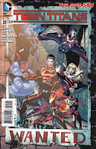 Teen Titans Vol 2. # 21