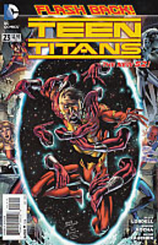 Teen Titans Vol 2. # 23