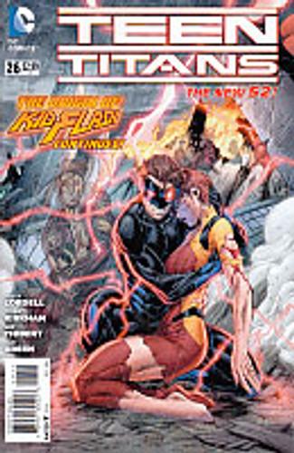Teen Titans Vol 2. # 26