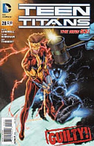 Teen Titans Vol 2. # 28