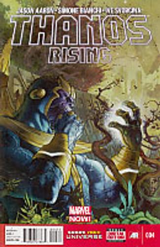 Thanos Rising # 004