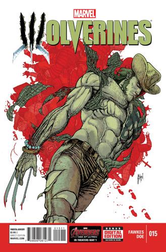 Wolverines # 15
