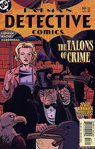 Batman: Detective Comics # 803