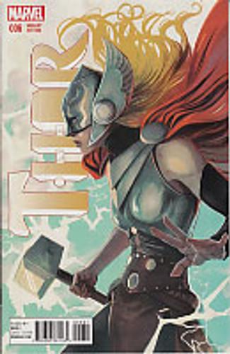 Thor Vol 2. # 006b Limited Variant
