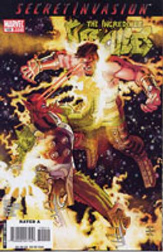 Secret Invasion: Incredible Hercules # 120